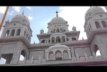 Gurudwaras (Sikh Temples) In India / Personal visit videos/articles to different Gurudwaras/Sikh Temples in India