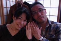 Customer's Review / 雅-miyabi-で婚約指輪・結婚指輪をご購入いただいたお客様から多くのうれしい声をいただいております。その中から一部をご紹介いたします。 I have obtained many delightful voice from the visitor who purchased the engagement ring and the wedding ring at our shop.  I introduce a part from the inside.