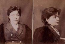 Female victorian murderers / Explore the dark side of Victoria's history