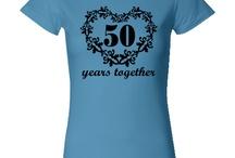 Ideas / 50th Wedding Anniversary