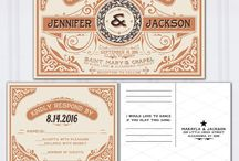 Vintage Copper Wedding