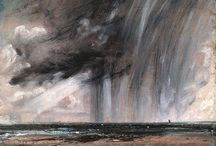 Constable's sky paintings