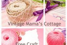 Vintage Mama's Cottage / 0