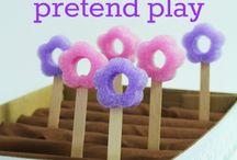 Preschool Pretend Play