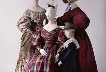 Robes 1830's
