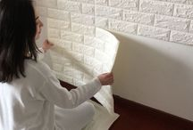 forrar pared con ladrillo