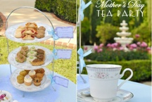 """""""Downton Abbey"""" Themed Party / by Jami Kidder"""