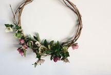 Gorgeous wreaths