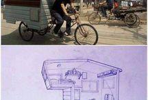 面白い改造自転車
