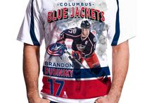 Columbus Blue Jackets / Official NHL Apparel for the Columbus Blue Jackets. T-Shirts, Sweaters, and more featuring the team's top stars.