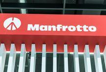 """Manfrotto at Photokina Cologne, Germany / Allestimenti e realizzazioni by Nimar srl per """"Manfrotto"""" at Photokina 2014 - Colonia 16-21 sett Hall 2.2/Stand B 40"""