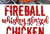 Fireball recipes ❤️