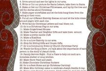 Christmas ideas / by Melissa Johnson