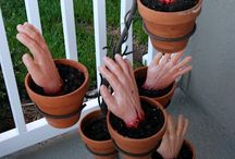 Halloween / Halloween decorations, costumes, inspiration, and tutorials! / by Jennifer Kennedy