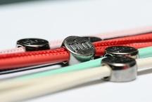 Bracelets / Our bracelets - seen from a lens