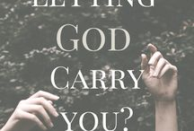Walking With God / These posts are driven to encourage your daily walk with God.