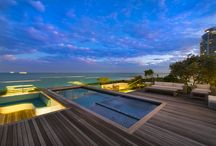 Dream pool areas
