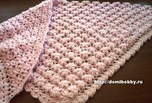 Crochet blankets ❤