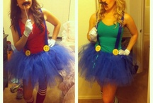 Halloween costumes / by Meredith Helm
