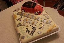 Claudia's cakes