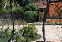 Blacksmith made metalwork for the home and garden