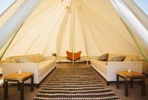Camping de luxe