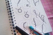 Mon carnet d'idées / My ideas