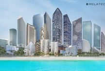 ONE BRICKELL- RELATED / There is no one better than The Related Group to develop a project as unique as One Brickell. Only the best are creating your new home!