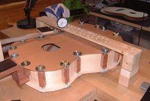 Soundboard jigs