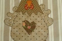 My quilting ideas