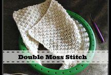 knitting loom - il telaio tondo