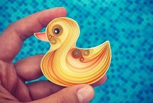 origami y paper quilling