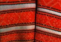 Russian weaving. Русское ткачество.