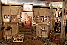 Wedding show display