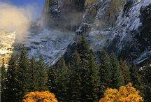 Winter in Yosemite / Winter things to do in Yosemite and Madera County:  California's Gateway to Yosemite.