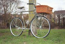 bIcycles / by Nena Derbedrossian