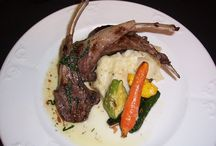 Spectacular Cuisine / Created with care in the kitchen at The Grandview Restaurant and Lounge