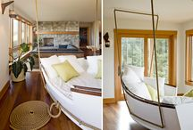 Hanging Beds
