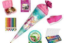 Einschulung | Deko, Torte, Geschenke / Schultüte, Deko, Geschenke, Torte, hier findet ihr alles rund ums Thema Einschulung