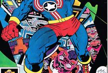 Art Work Jack Kirby