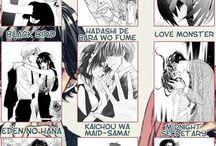 Manga to read, Anime to watch