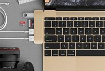 The Mobile Office / Essential items needed for the Digital Nomad's mobile office
