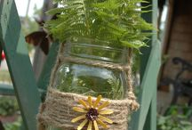 Mason Jar Crafts / by DIY ( Anette Morales )