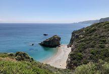 Cythère (Kythira), #IleGrecque / L'île de Cythère (Kythira), en Grèce