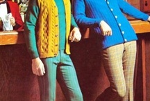 retro knits...and crochet / by Prudence Mapstone