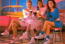 80's Girl Stuff