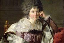 Historical Hair: 1790-1799 Georgian