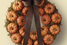 Halloweenkransen