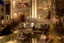 Luxury mansions / Ideas for my future sweet home to call my man cave ;-)