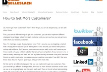 Blogs & Business Getting Ideas